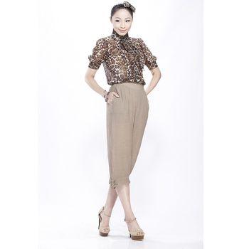 蘭陵新素材很涼爆瘦加大褲裙(4入)