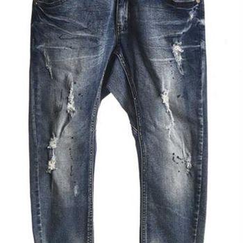 OneTeaspoon BLUE BLONDE GOODIES 牛仔褲- GOODIES OTS - 女(刷洗藍)