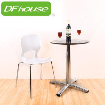 《DFhouse》三點一四小圓桌(小圓桌十字鐵腳)