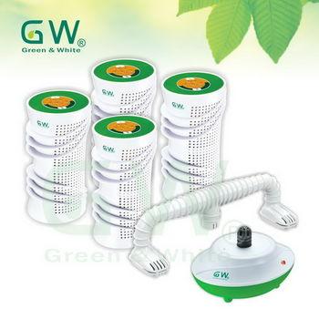 【GW水玻璃】分離式除濕機6件超值組