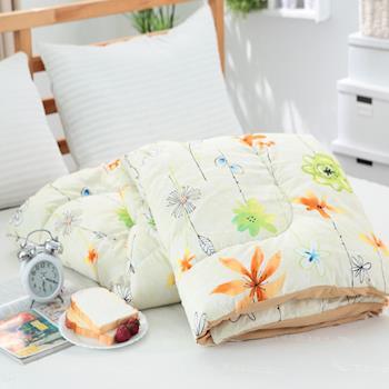 【FOCA】夏日暢想-3M 吸濕排汗涼感精梳純棉四季被(台灣製)