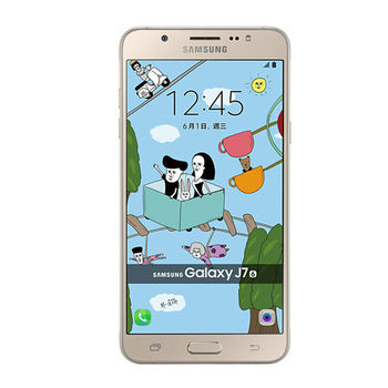 SAMSUNG Galaxy J7-2016年版 八核5.5吋智慧手機 SM-J710