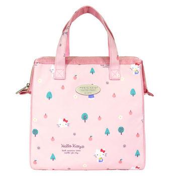 卡蘿保溫保冷餐袋(L)-Hello Kitty限量版