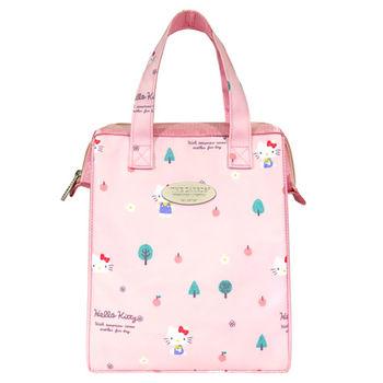 卡蘿保溫保冷餐袋(M)-Hello Kitty限量版