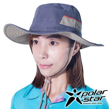 PolarStar 圓盤帽 牛仔帽『暗灰』P16516 抗UV帽