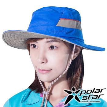 PolarStar 圓盤帽 牛仔帽『天藍』P16516 抗UV帽