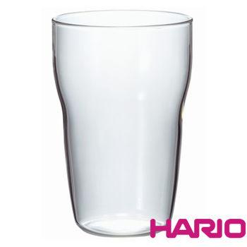【HARIO】便利平底玻璃杯430ml HTR-430