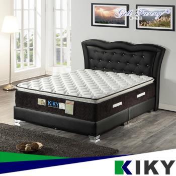 【姬梵妮】二代永恆之星護背三線機能型床墊雙人5尺