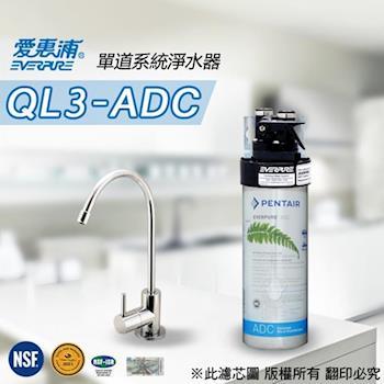 愛惠浦 EVERPURE 公司貨抑菌淨水器 QL3-ADC