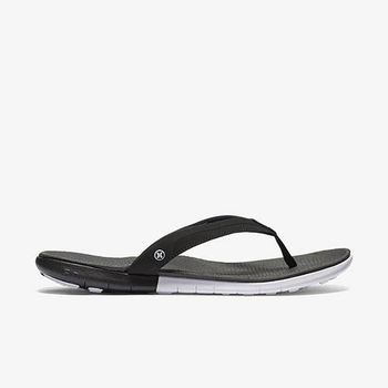 Hurley X Nike Free 科技 - WOMEN S PHANTOM FREE SANDAL 人字拖 - 女(黑)