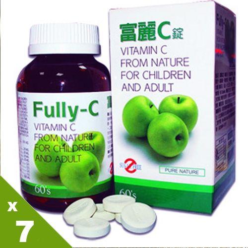 活力護康-富麗C錠6+1瓶