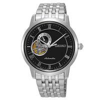 SEIKO Presage 開芯女孩 機械錶 #40 SSA855J1 #41 #45 黑