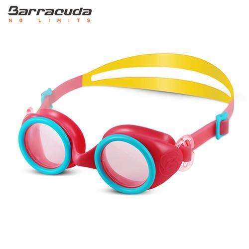 美國巴洛酷達Barracuda兒童抗UV防霧泳鏡-WIZARD#91355