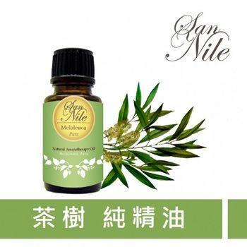 【San Nile】Melaleuca Pure 茶樹純精油 15ml