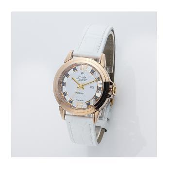 JL 湛藍之海藍寶石機械腕錶