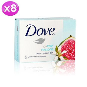【美國  Dove】香皂(抗老化) 135g 8入組
