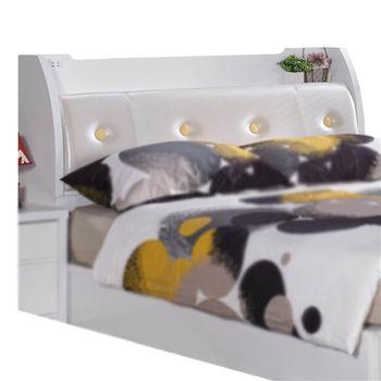 【顛覆設計】小北歐5尺雙人床頭箱