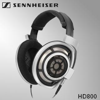 SENNHEISER HD800 耳罩式 耳機 高傳真 動圈式換能器設計
