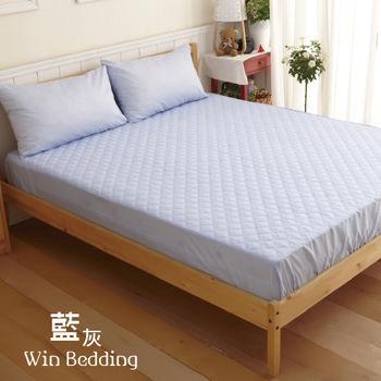 【韋恩寢具】3M防水吸濕排汗保潔墊-雙人