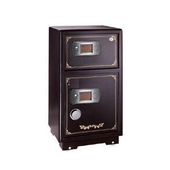 金盾系列保險箱(金MW1100雙層)金庫/防盜/電子式密碼鎖/保險櫃