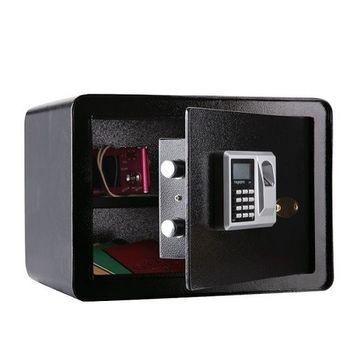 聚富指紋型(小)保險箱(MW1030)金庫/防盜/電子式密碼鎖/保險櫃