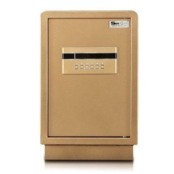 聚富商務型保險箱(60BQ)金庫/防盜/電子式密碼鎖/保險櫃