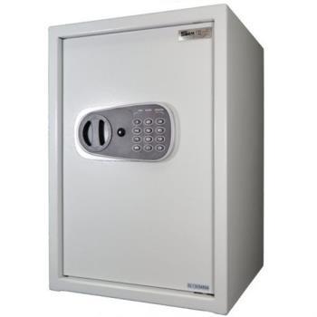 小型簡美型保險箱(50FD)金庫/防盜/電子式密碼鎖/保險櫃