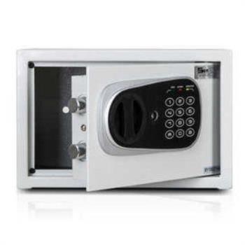 小型簡美型保險箱(20FD)金庫/防盜/電子式密碼鎖/保險櫃