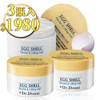 Dr.Douxi 朵璽 賦活新生卵殼膜 100gx3