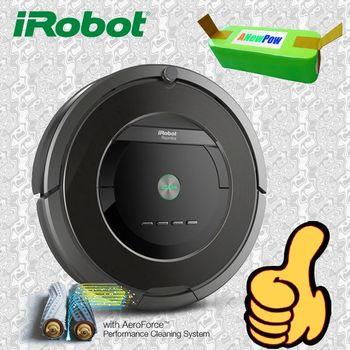 iRobot Roomba 880旗艦掃地機/吸塵器(鋰電版)