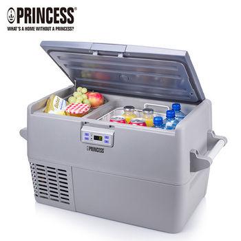 送燒烤組《PRINCESS荷蘭公主》33L智能壓縮機行動電冰箱282898