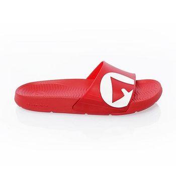 【美國 AIRWALK】輕盈舒適中性EVA休閒多功能室內外拖鞋 -紅