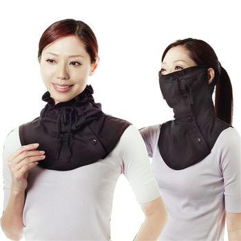 日本ALPHAX抗UV防曬護頸面罩