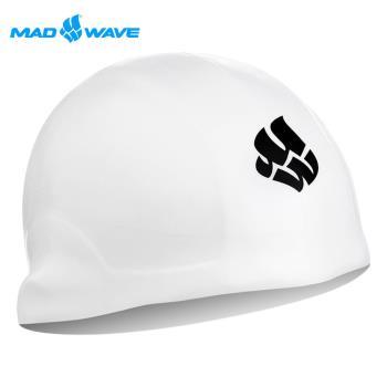 俄羅斯MADWAVE成人矽膠泳帽 R-CAP送Barracuda矽膠耳塞