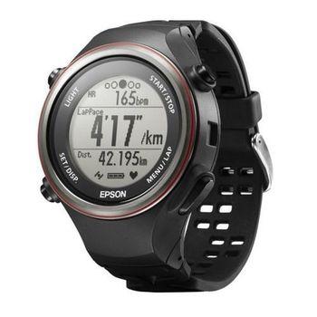 EPSON Runsense SF-850 專業鐵人運動錶 (GPS+心率感測)