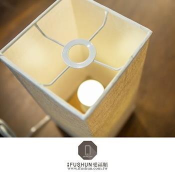 木製臥室檯燈