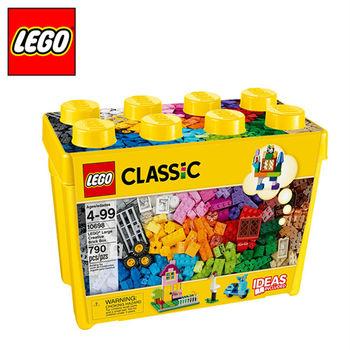 樂高【LEGO】L10698 樂高R 大型創意拼砌盒