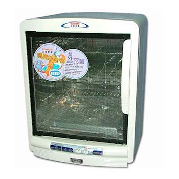 【上豪】12人份紫外線三層式烘碗機 DH-3765