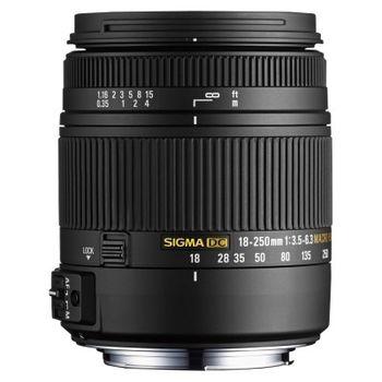 【送UV保護鏡】 SIGMA 18-250mm F3.5-6.3 DC MACRO OS HSM (平輸)