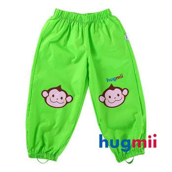【hugmii】童趣造型兒童雨褲  猴子
