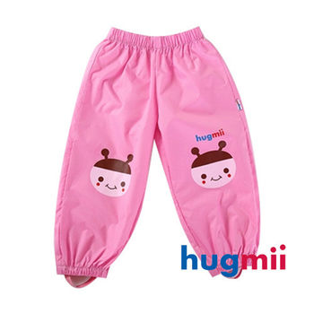 【hugmii】童趣造型兒童雨褲  瓢蟲