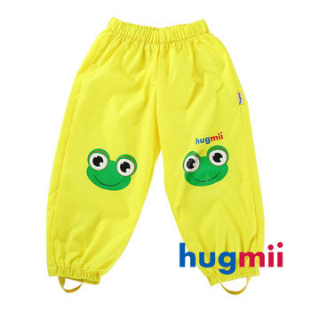【hugmii】童趣造型兒童雨褲  青蛙