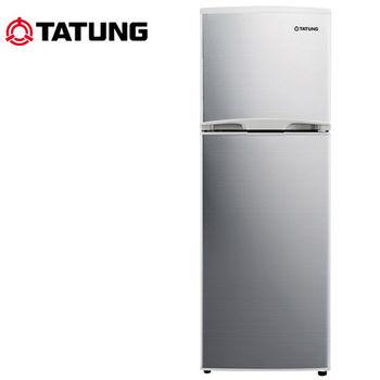 【TATUNG大同】175L大同雙門冰箱TR-B175HT-S送安裝