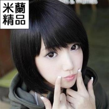 【米蘭精品】假髮整頂假髮短假髮日系清純逼真流行