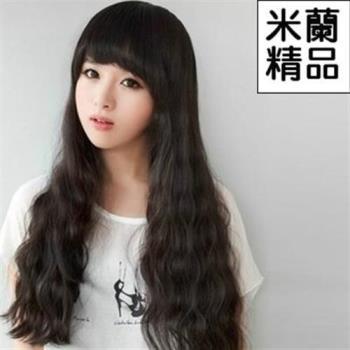 【米蘭精品】假髮整頂假髮長假髮韓國時尚蓬鬆長捲髮