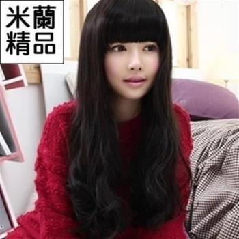 【米蘭精品】假髮整頂假髮長假髮時尚逼真蓬鬆捲髮