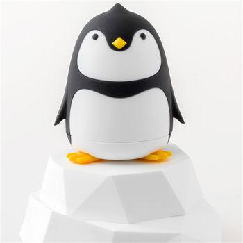 【Zakka雜貨網】 企鵝療癒系創意手工具冰山款-黑色