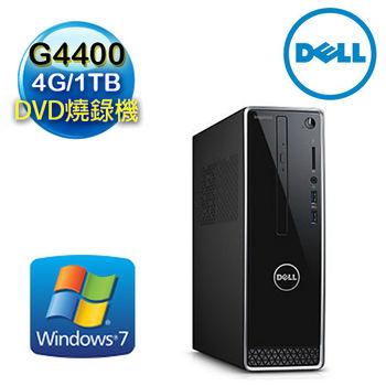 DELL 戴爾 3250 Intel G4400雙核 4G記憶體 Win 7 Pro 桌上型電腦 (RIP07TW)