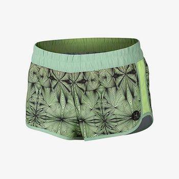 Hurley - SUPERSUEDE PRINTED BEACHRIDER 海灘褲 - 女 ( 寶石綠 )