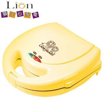 『獅子心』 ☆ 圓形厚片鬆餅機 LWM-118